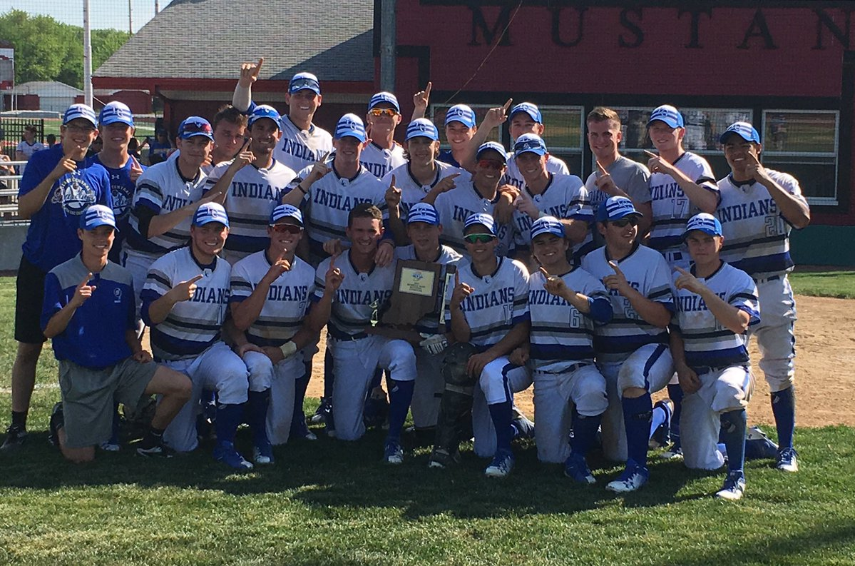 Baseball Sectional Champions