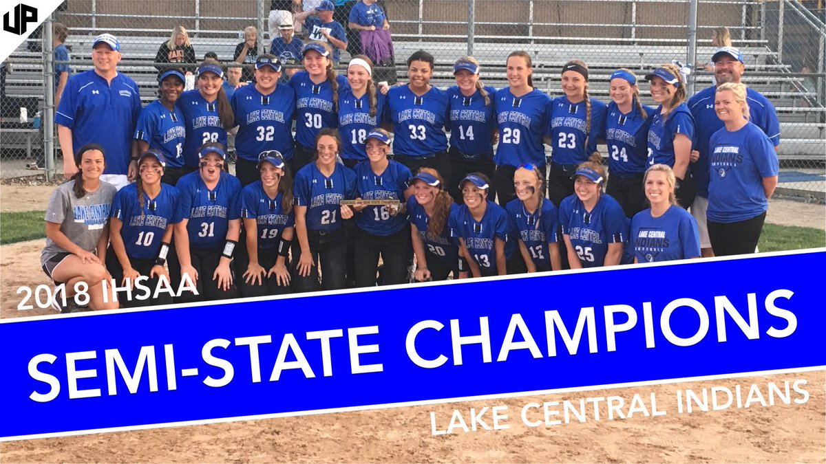 Softball Semi-State Champions